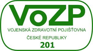 Vojenská zdravotní pojišťovna České republiky - VoZP - 201